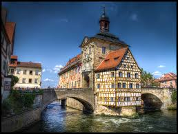 Bamberg Germany Map by Aschaffenburg To Bamberg Bike And Barge Tour Germany Tripsite