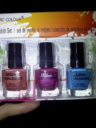 krazy for kozmic colors coffee u0026 nail polish