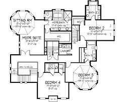 Floor Plan Of A Library by Victorian Style House Plan 5 Beds 5 5 Baths 4898 Sq Ft Plan 320