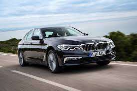bmw 5 series saloon 2017 buying and selling parkers