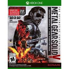gamespot amazon black friday metal gear solid v the definitive experience xbox one