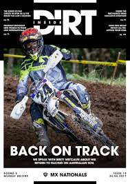 mad 4 motocross inside dirt issue 19 mx nationals round 5 by mx nationals issuu
