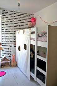 Diy Bunk Bed Hack Diy Bunk Bed Fort