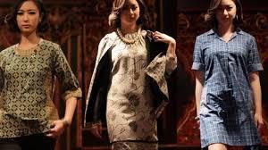 Batik Danar Hadi danar hadi kombinasikan motif klasik dengan modern cantik serasi