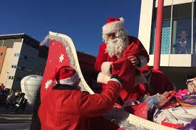 Delivered Gifts Santa U0027s Sleigh Hit With Fine For Straying Into Bus Lane