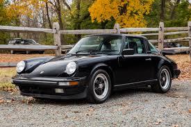 1986 porsche targa 1986 porsche 911 carrera