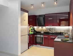 small modern kitchens ideas kitchen kitchen decorating idea small modern in red shade ideas