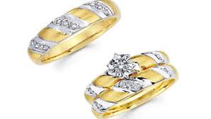 wedding bands philippines wedding rings bewitch two tone wedding rings for notable two