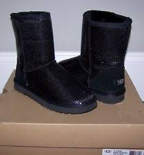 ugg boots on sale europe black sparkle uggs boots ebay