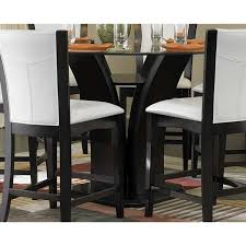 9 piece round dining set caira 9 piece extension dining set main