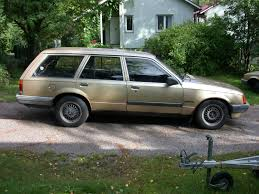 picture of 1980 opel rekord exterior