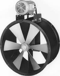 explosion proof fans for sale b series tube axial duct fans belt driven carl j bush company
