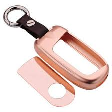 rose gold jeep cherokee rose gold car key cover shell for jeep dodge fiat liberty light2