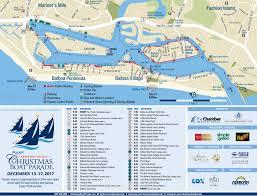 Usc Parking Map 2017 Christmas Boat Parade U2013 December 13 U2013 17 2017