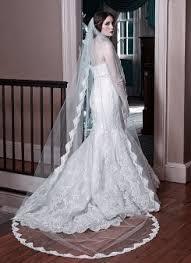 bridal veil cathedral length wedding veils bridal veils cathedral length