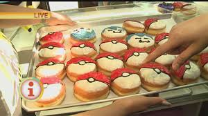 pokeball donuts youtube