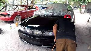 bmw painting job 7 days only youtube