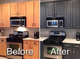 how to change kitchen cabinet color opaque cabinet color change nhance revolutionary wood renewal