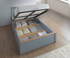 Birlea Ottoman Buy Birlea Grey Ottoman Bed Cfs Uk