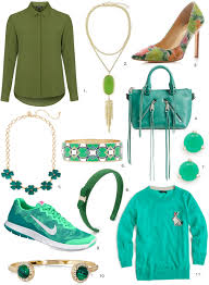 st patrick u0027s day green accessories u0026 fashion ideas
