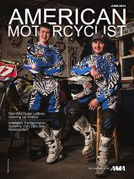 american motorcylist 06 2013 dirt version by american motorcyclist