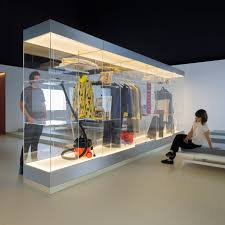 dezeen s top 10 pavilions at venice architecture biennale 2016 five futuristic models of the home are on show inside the british pavilion which calls for architects to look beyond standard residential typologies
