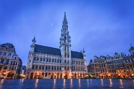 brussels travel lonely planet