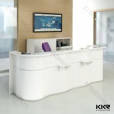 Hospital Reception Desk Hospital Reception Desk White Modern Reception Desk Beauty Salon