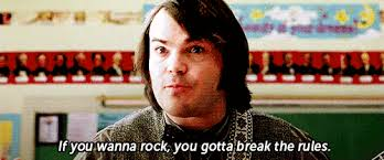 School Of Rock Meme - 9 school of rock lessons to live by because everyone needs to