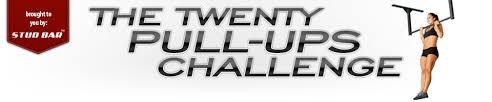 Challenge Up The Twenty Pullups Challenge Sg The Pull Up Challenge
