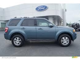 Ford Escape 2012 - 2012 steel blue metallic ford escape limited v6 64554729