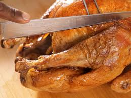 how to carve a turkey cooking channel thanksgiving turkey