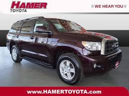 toyota suv sequoia 2016 toyota sequoia suv for sale