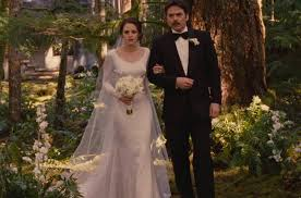 twilight wedding dress twihards ask what will s wedding dress look like field