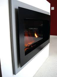 electric fireplace insert with heater modern design inserts logs