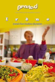 dvd recettes de cuisine irene food planète d