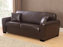 canap faux cuir canapé simili cuir marron meilleur de canap convertible cuir cool
