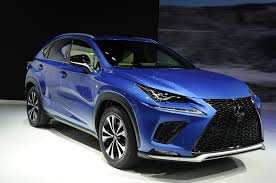 lexus nx vs acura car pro here u0027s the refreshed 2018 lexus nx