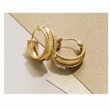 gold earrings for women gold hoop earrings for women iwajewelry