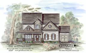 hazelhurst house plan house plans by garrell associates inc