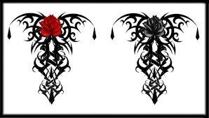 tattoo designs uk women gothic tattoo crosses