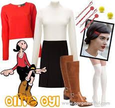 olive oyl costume 10 best popeye olive oyl diy costume images on diy