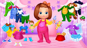 toddler dress up girls games android apps on google play