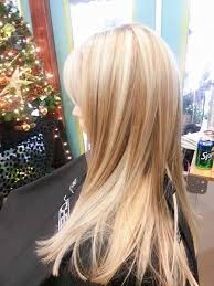 lowlights in bleach blonde hair blonde hair color ideas for every length hairstyles haircuts