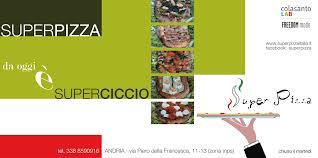 sede inps andria pizzeria superpizza pizza news