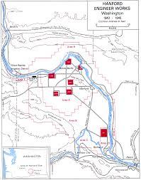 File Map Of Washington State by Site W Hanford Washington Map Media Gallery Atomicarchive Com