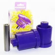 opel purple 2 x powerflex pfr80 1110 pu buchsen hinterachse opel corsa d e