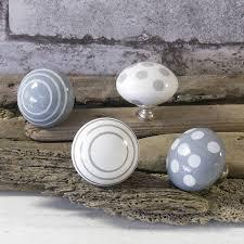 door handles blue ceramic door knobs mix match vintage shabby