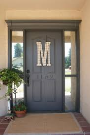 Front Door Colors For Gray House 25 Best Front Door Accessories Ideas On Pinterest Door