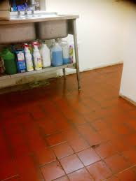 Restaurant Tile Tiled Floor Quarry Tiled Floors Cleaning And Sealing